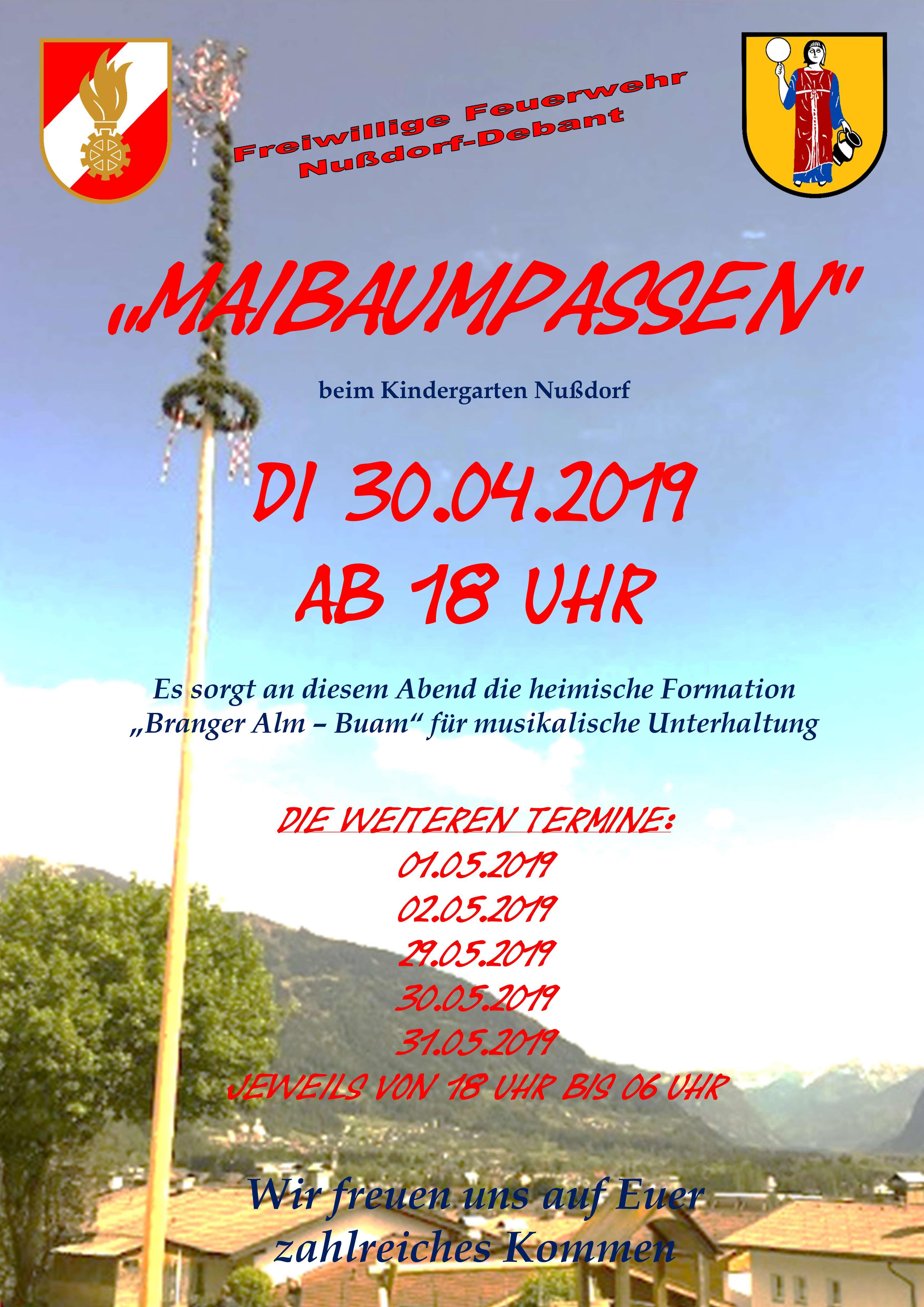 Tischziagn beim Haidenberger Feld Nussdorf/Debant - YouTube